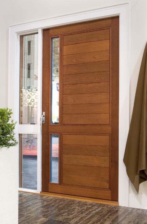Wooden windows keep the warmth in the house furniture creates the impress of naturalness and comfort wooden doors will create a special interior and ... & Wooden Outside Door | DIA HOME - Mediniai PVC langai Garažo vartai ...