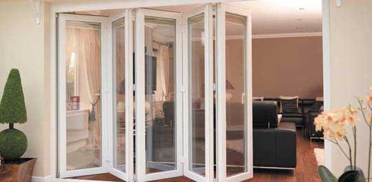 Pvc Folding Door Bi Fold Dia Home Mediniai Pvc
