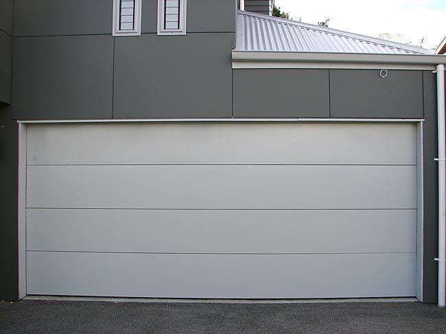 Flat Panel Aluminum Garage Doors Halflifetrinfo