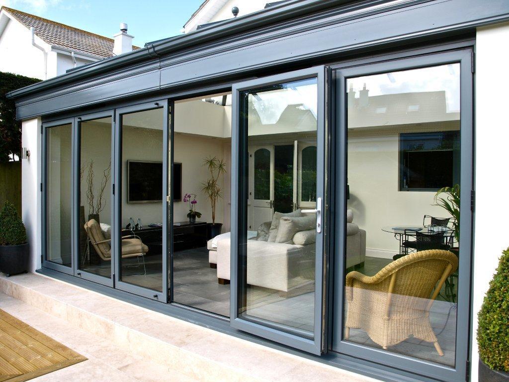 Wooden folding door bifold dia home mediniai pvc langai garao vartai durysFolding Doors  Air Bifolding Doors Surrey  Folding Doors Exterior  . Exterior Bi Folding Doors. Home Design Ideas