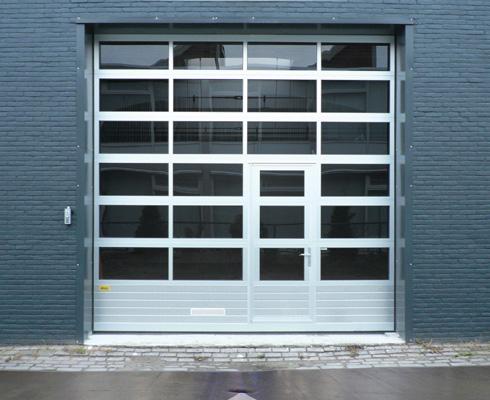 industrial garage doorsTLPPanoramic  DIA HOME  Mediniai PVC langai Garao vartai Durys